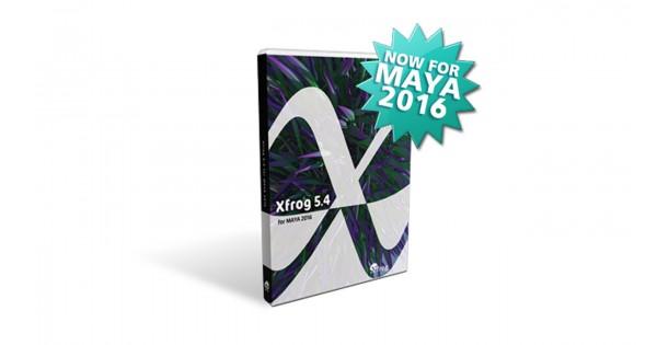 Xfrog For Sketchup Xfrog - 5.4 for Maya