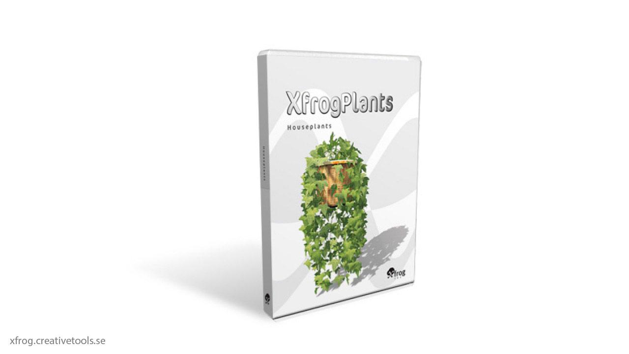 Xfrog - Plants Houseplants (Download) on