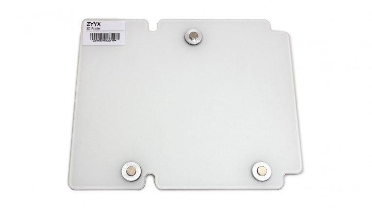 ZYYX Labs - ZYYX pro - Multi-Material Build Plate